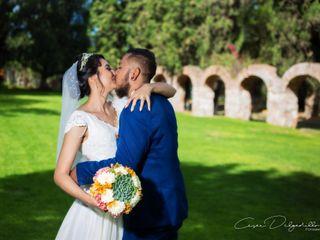 La boda de Geraldine y César Omar 3