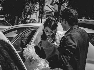 La boda de Isabel y Marco Antonio 2