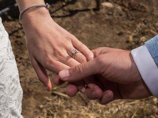 La boda de Beatrice y Sergio 1
