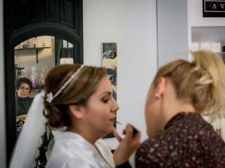 La boda de Alejandra y César 1