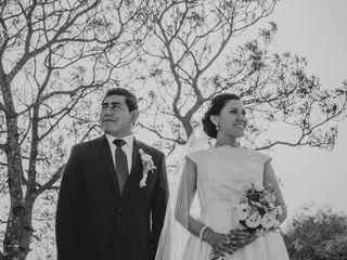 La boda de Salma y Gabriel
