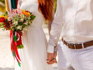 La boda de Alena y Roman 3