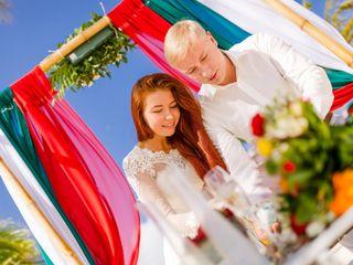 La boda de Alena y Roman 1