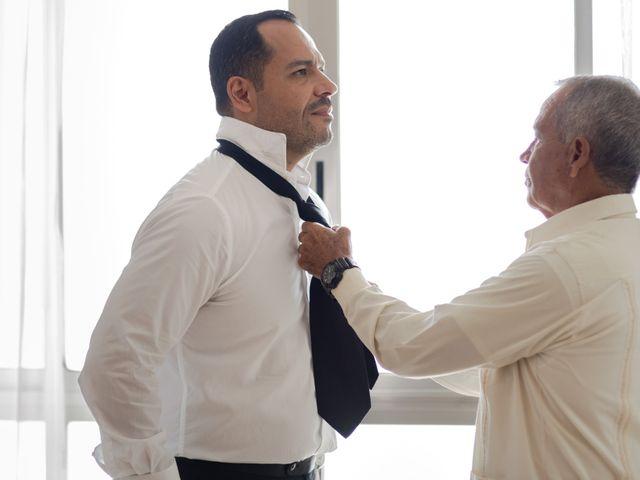 La boda de Alejandro y Elena en Cancún, Quintana Roo 2