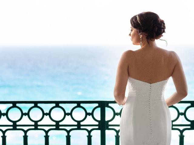 La boda de Alejandro y Elena en Cancún, Quintana Roo 8