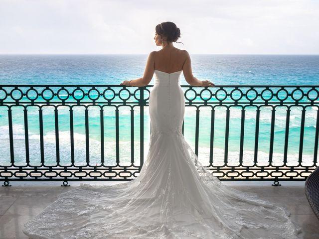 La boda de Alejandro y Elena en Cancún, Quintana Roo 19