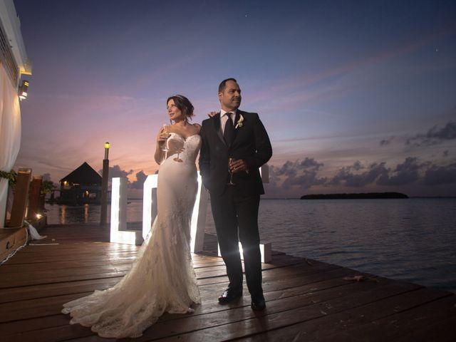La boda de Alejandro y Elena en Cancún, Quintana Roo 22