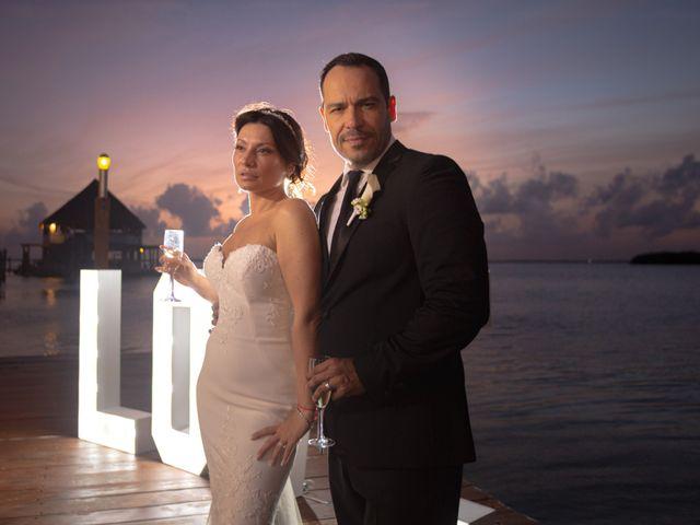 La boda de Alejandro y Elena en Cancún, Quintana Roo 23