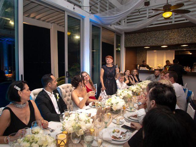 La boda de Alejandro y Elena en Cancún, Quintana Roo 30
