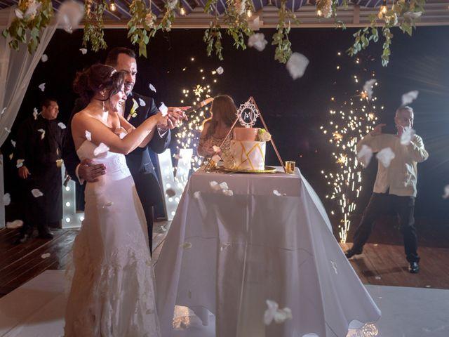 La boda de Alejandro y Elena en Cancún, Quintana Roo 44