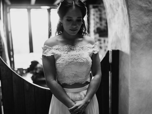 La boda de Óscar y Elena en La Manzanilla de La Paz, Jalisco 15