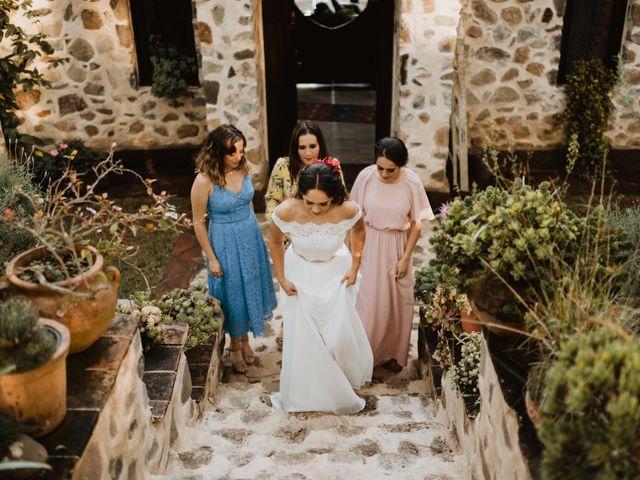 La boda de Óscar y Elena en La Manzanilla de La Paz, Jalisco 16