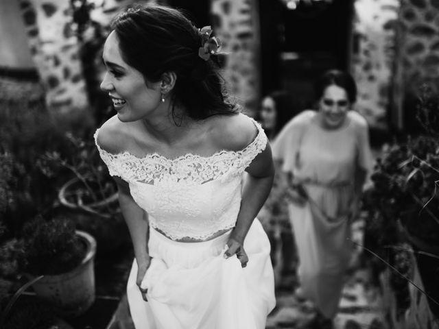 La boda de Óscar y Elena en La Manzanilla de La Paz, Jalisco 17