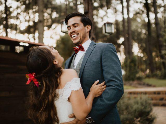 La boda de Óscar y Elena en La Manzanilla de La Paz, Jalisco 19