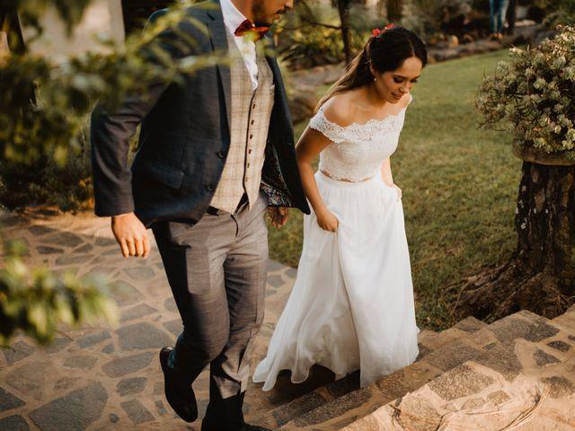 La boda de Óscar y Elena en La Manzanilla de La Paz, Jalisco 20
