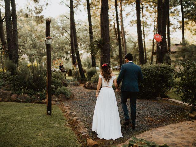La boda de Óscar y Elena en La Manzanilla de La Paz, Jalisco 22
