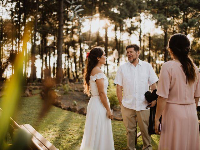La boda de Óscar y Elena en La Manzanilla de La Paz, Jalisco 24