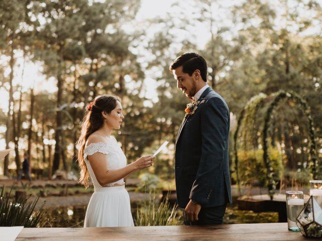 La boda de Óscar y Elena en La Manzanilla de La Paz, Jalisco 28