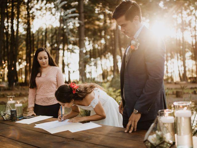 La boda de Óscar y Elena en La Manzanilla de La Paz, Jalisco 31