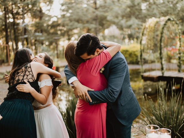 La boda de Óscar y Elena en La Manzanilla de La Paz, Jalisco 34