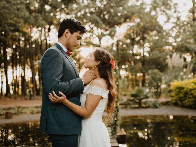 La boda de Óscar y Elena en La Manzanilla de La Paz, Jalisco 39