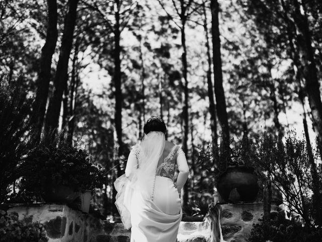 La boda de Óscar y Elena en La Manzanilla de La Paz, Jalisco 66
