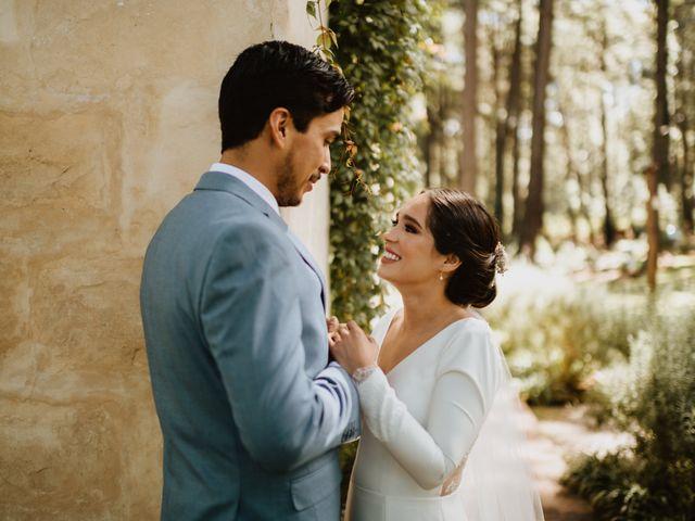 La boda de Óscar y Elena en La Manzanilla de La Paz, Jalisco 80