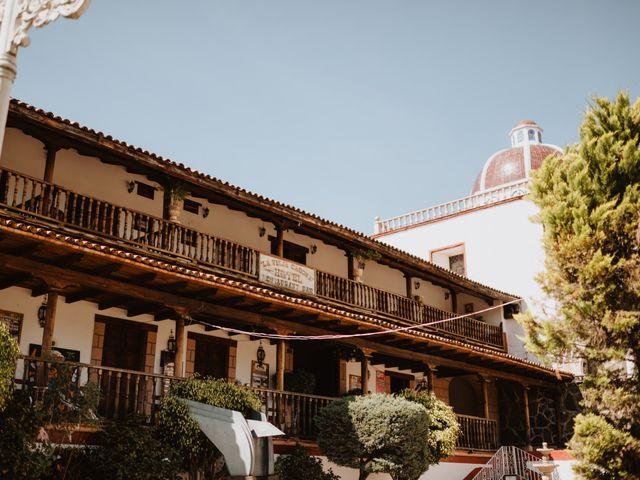 La boda de Óscar y Elena en La Manzanilla de La Paz, Jalisco 86