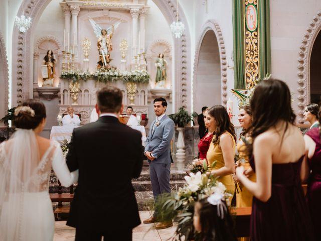 La boda de Óscar y Elena en La Manzanilla de La Paz, Jalisco 92