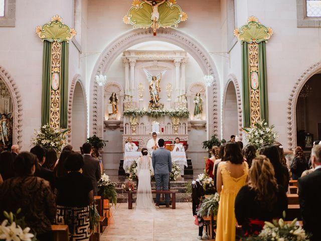 La boda de Óscar y Elena en La Manzanilla de La Paz, Jalisco 93