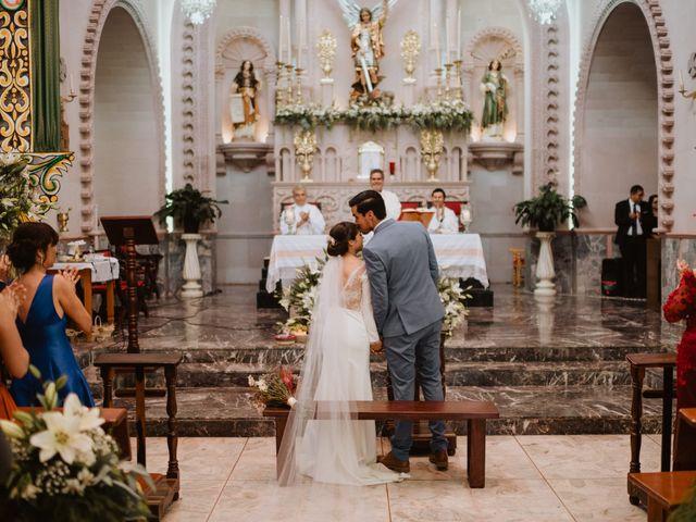 La boda de Óscar y Elena en La Manzanilla de La Paz, Jalisco 97
