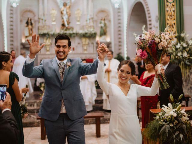 La boda de Óscar y Elena en La Manzanilla de La Paz, Jalisco 98