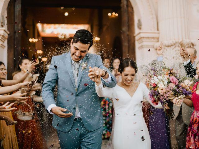 La boda de Óscar y Elena en La Manzanilla de La Paz, Jalisco 99