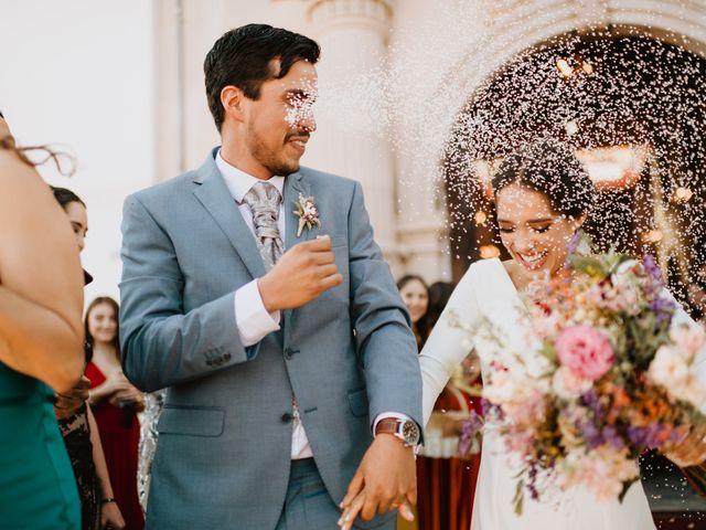 La boda de Óscar y Elena en La Manzanilla de La Paz, Jalisco 100