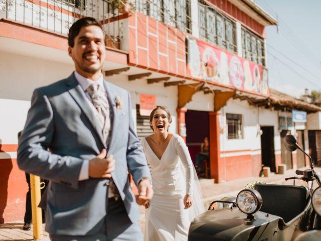 La boda de Óscar y Elena en La Manzanilla de La Paz, Jalisco 102