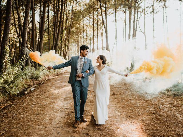 La boda de Óscar y Elena en La Manzanilla de La Paz, Jalisco 2