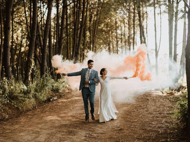 La boda de Óscar y Elena en La Manzanilla de La Paz, Jalisco 118