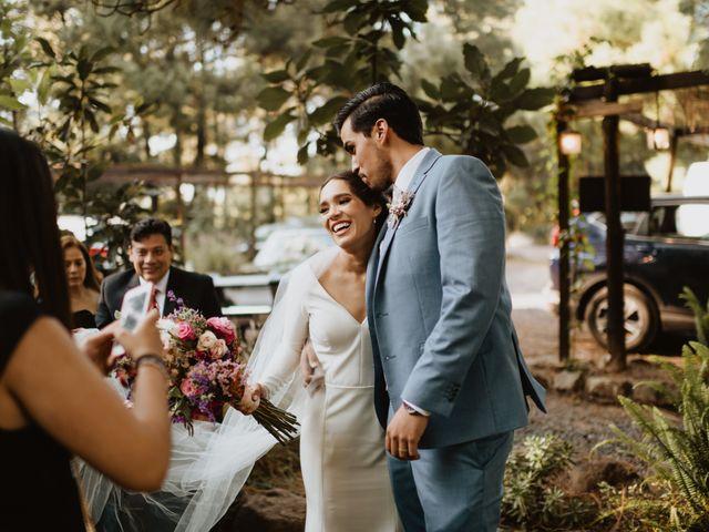 La boda de Óscar y Elena en La Manzanilla de La Paz, Jalisco 122