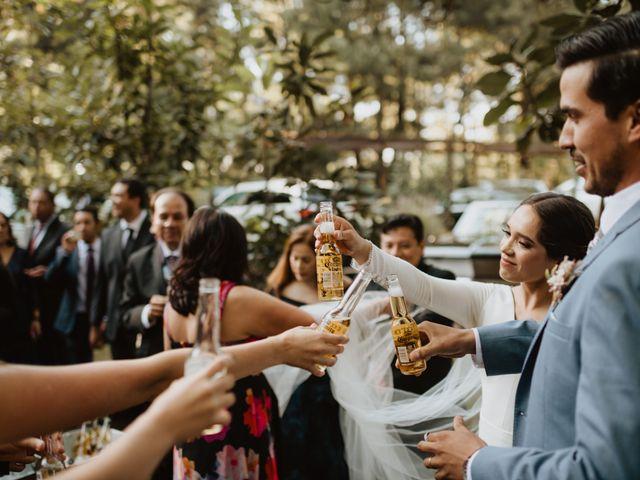 La boda de Óscar y Elena en La Manzanilla de La Paz, Jalisco 123