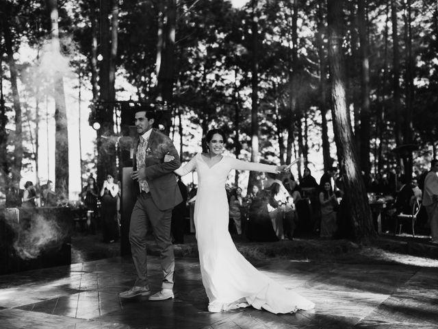 La boda de Óscar y Elena en La Manzanilla de La Paz, Jalisco 132