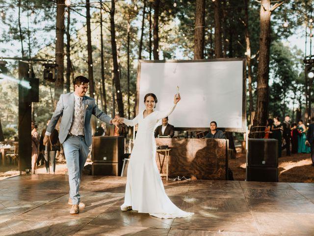 La boda de Óscar y Elena en La Manzanilla de La Paz, Jalisco 133