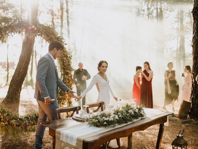 La boda de Óscar y Elena en La Manzanilla de La Paz, Jalisco 134