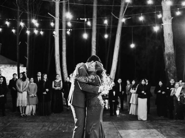 La boda de Óscar y Elena en La Manzanilla de La Paz, Jalisco 144