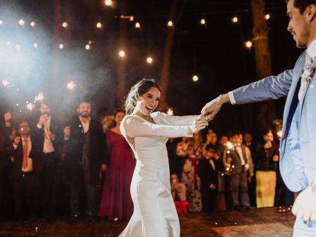 La boda de Óscar y Elena en La Manzanilla de La Paz, Jalisco 152