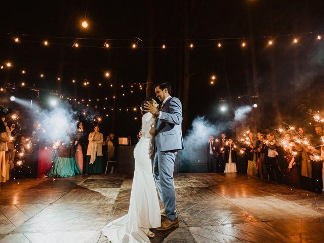 La boda de Óscar y Elena en La Manzanilla de La Paz, Jalisco 154