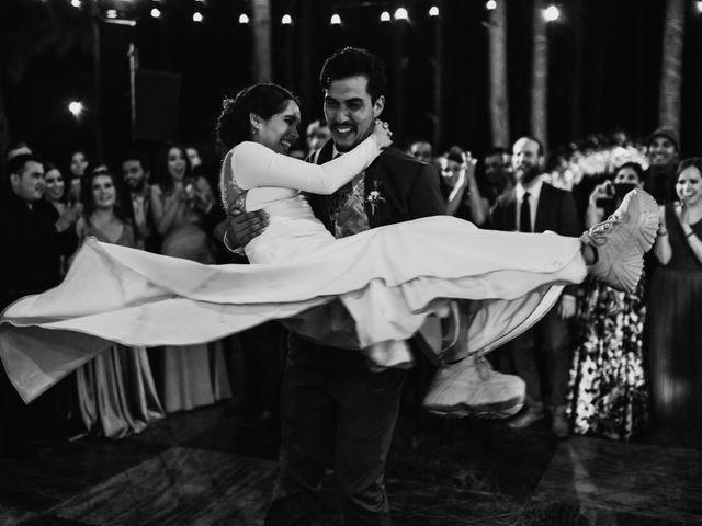 La boda de Óscar y Elena en La Manzanilla de La Paz, Jalisco 163