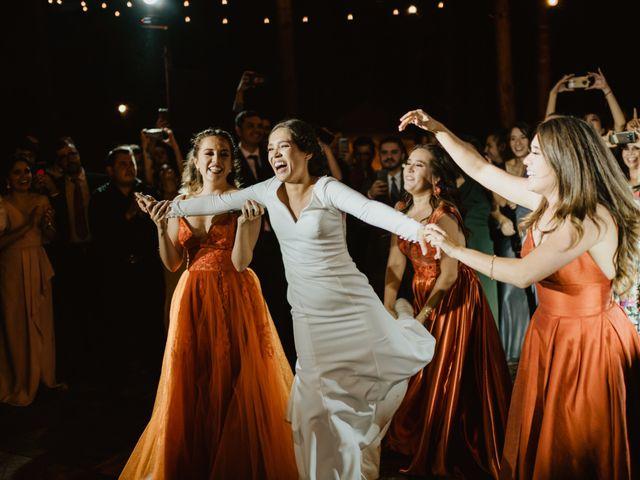 La boda de Óscar y Elena en La Manzanilla de La Paz, Jalisco 165