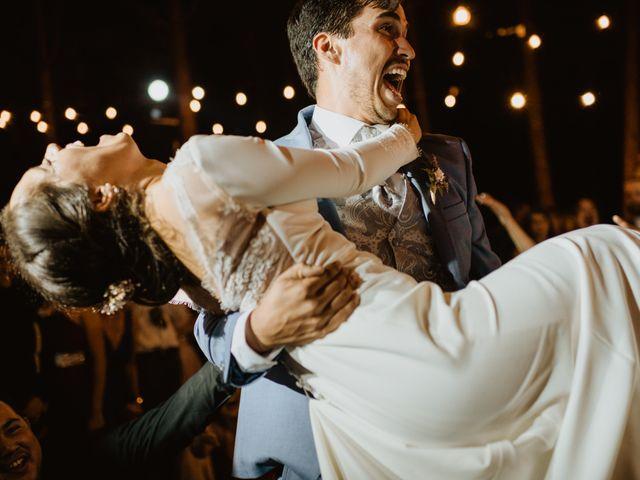La boda de Óscar y Elena en La Manzanilla de La Paz, Jalisco 167