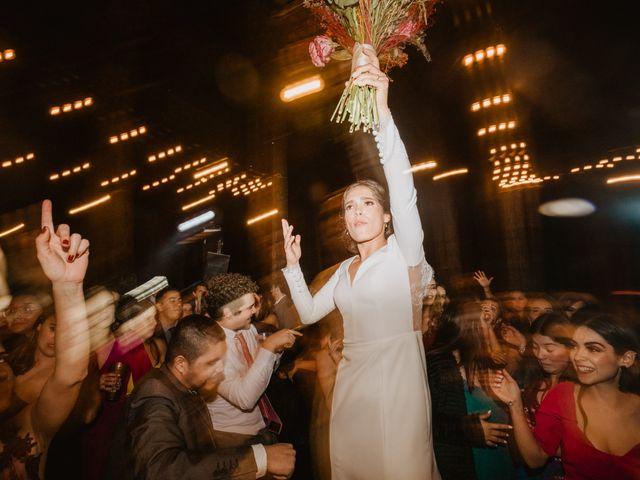 La boda de Óscar y Elena en La Manzanilla de La Paz, Jalisco 171