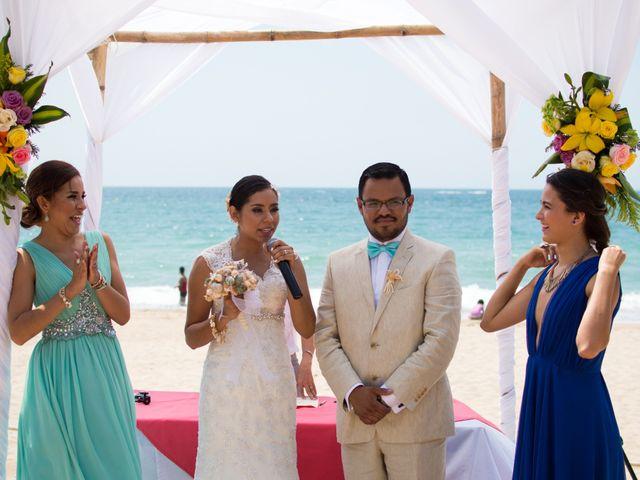 La boda de Juan y Marizú
